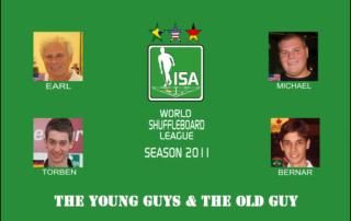 WSL Summer 2011 Winning Team
