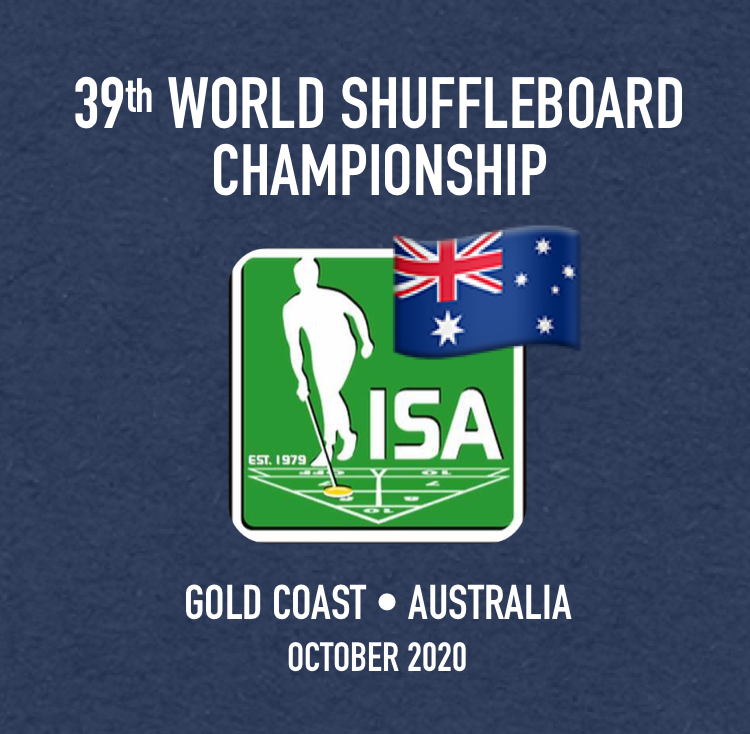 AUSTRALIA HOSTS THE 2020 WORLD SHUFFLEBOARD CHAMPIONSHIP